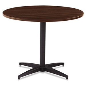 "Iceberg OfficeWorks 36"" Round Conference Table Top, Select Color"
