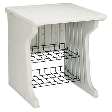 Aspira™ Printer Stand - Platinum
