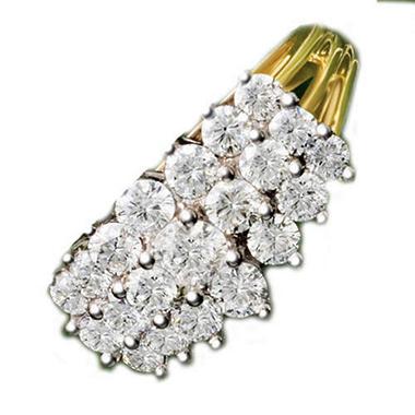 1 ct. t.w. Diamond Anniversary Ring (I, I1)