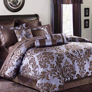 21PC Comforter Set Melody