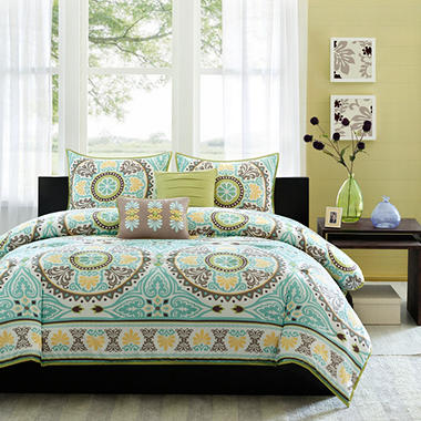 image gallery medallion bedding