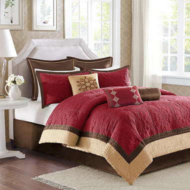 Joslyn Comforter Set - 9 pc. - Queen