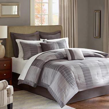 Tribeca Comforter Set (12 pcs.) - Various Sizes