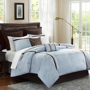 Highgate 12-Piece Comforter Set - Various Size and Colors