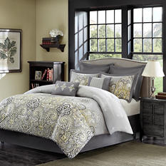 Orrissa Comforter Set (8 pcs.) - Various Sizes
