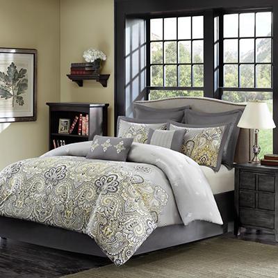 Orrissa Comforter Set (8 pcs.) - Various Sizes