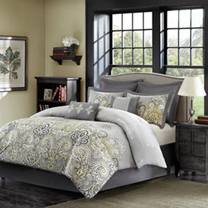 Orrissa 8-Piece Comforter Set - Various Sizes