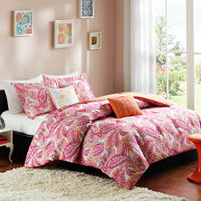 Anila Comforter Set (5 pcs.)  - Various Sizes