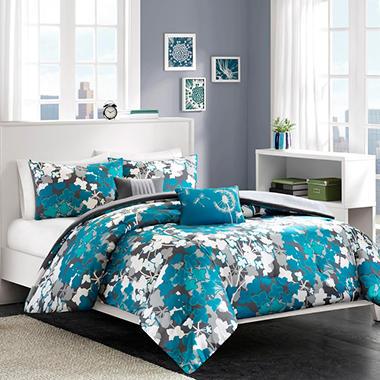 Amelia Comforter Set (5 pcs.) - Various Sizes