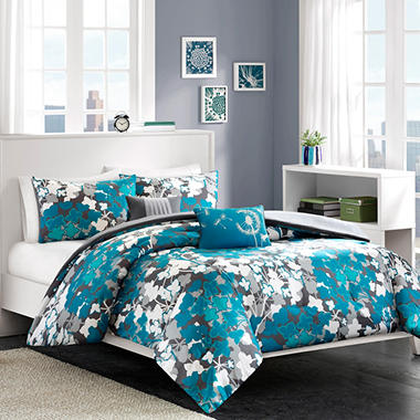 Amelia Comforter Set (5 pcs.) - Various Sizes