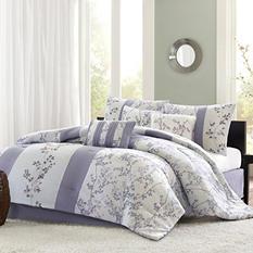 Chantilly 7-Piece Comforter Set - Various Sizes
