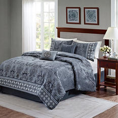 Chapman 6-Piece Comforter Set - Various Sizes