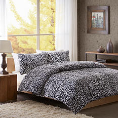 Glimmersoft Down Alt Comforter Mini Set - Various Sizes & Colors