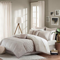 Biloxi 12-Piece Comforter Set - Various Sizes