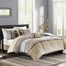 Stockholm 5-Piece Comforter Set - Various Size & Colors