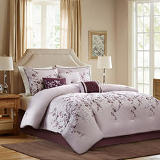 Grace 7-Piece Comforter Set - Various Sizes