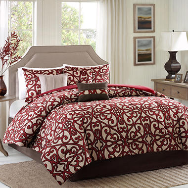 Monica 5-Piece Comforter Set Various Sizes  HE10-299