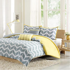 Nadia Comforter Set - Various Sizes  & Colors