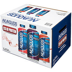NUAQUOS Sports Drink (12 pk., 20 oz. ea.)