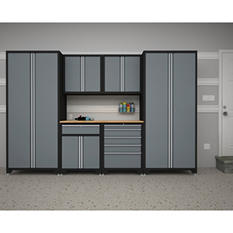 NewAge Pro Series 7 pc. Cabinet Set - Gray