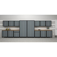 NewAge Pro Series 16 pc. Cabinet Set - Gray