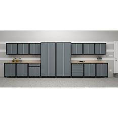 NewAge Pro Series 16 pc. Cabinet Set - Gray