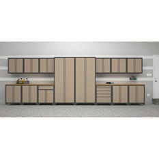 NewAge Pro Series 16 pc. Cabinet Set - Taupe