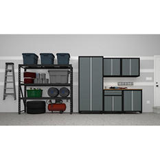 NewAge Pro Series Ultimate Garage Kit 2 - Gray
