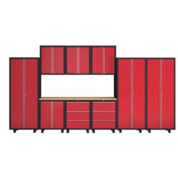 NewAge Bold Series 10-Piece Cabinet Set