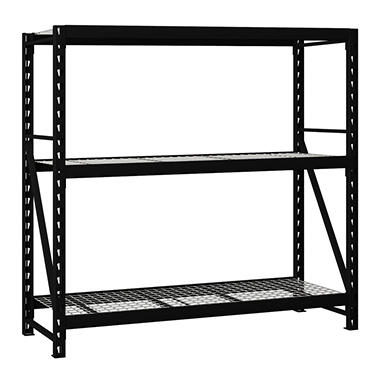 NewAge Pro Series Heavy Duty Shelf Black or Gray