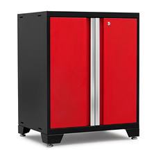NewAge Products Pro 3.0 2-Door Base Cabinet (Red)