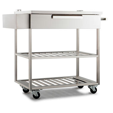 newage products outdoor kitchen cabinet stainless steel