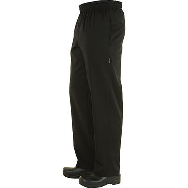 Chef Works Basic Baggy - Black -