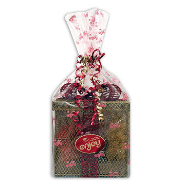 Enjoy Golden Gift Set - Assorted Dried Fruits - 58 oz.