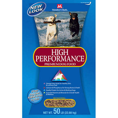 Member's Mark� Performance Dog Food - 50lb