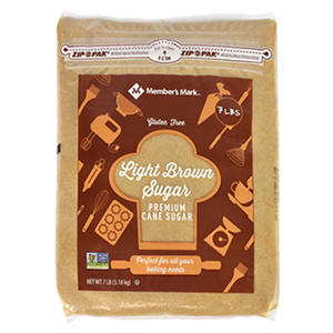 Bakers & Chefs Light Brown Sugar (7 lb.)