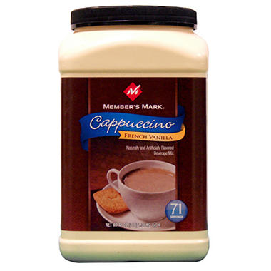 French Vanilla Cappuccino Beverage Mix- deleted