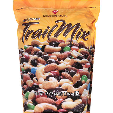 Member's Mark� Mountain Trail Mix - 48 oz. bag