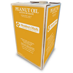 Bakers & Chefs Peanut Oil - 35 lbs.