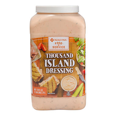 Bakers & Chefs Thousand Island Dressing - 1 gal.