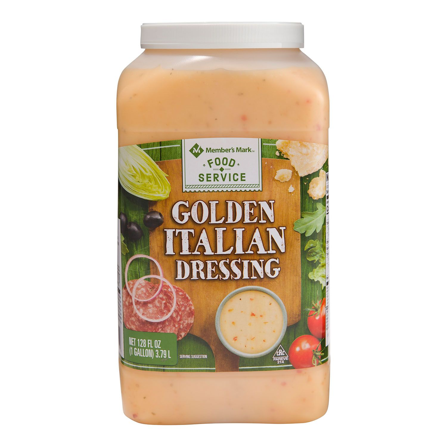 Bakers & Chef's Bakers & Chefs Italian Dressing - 1gal at Sears.com