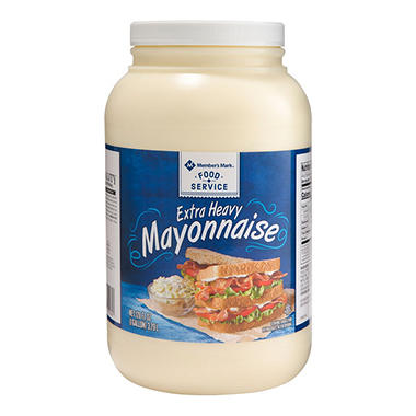Bakers & Chefs Extra Heavy Mayonnaise - 1 gal.
