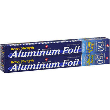 Member's Mark� Aluminum Foil - 2/150 sq. ft.