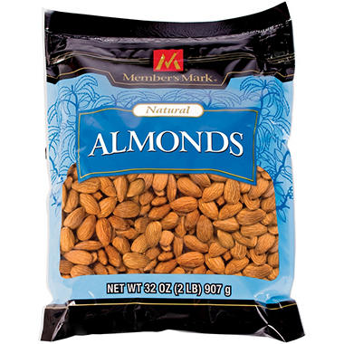 Member's Mark� Almonds - 32 oz.