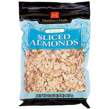 Member's Mark� Sliced Almonds - 32 oz.