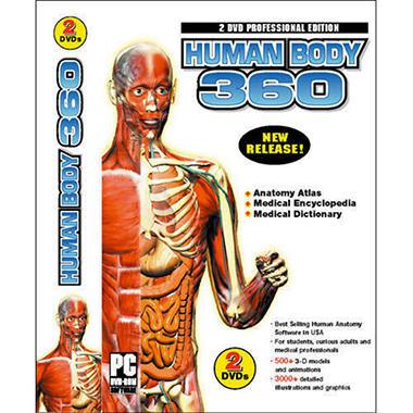 Megasystems Human Body 360