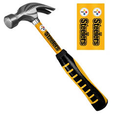 Pittsburgh Steelers 16-oz. Steel Hammer