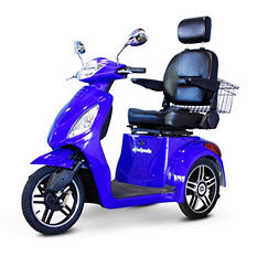 Ewheels EW-36 3-Wheel Mobility Scooter (Choose Your Color)