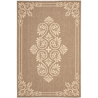 Safavieh Rug Courtyard Paisley Medallion Sam s Club