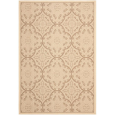 Safavieh Rug Courtyard Moroccan Patio